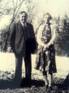 George and Stella Trenary