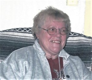 Our Sunshine Lady, Esther L. Roby died December 22, 2017, At Life Care of Lewiston.